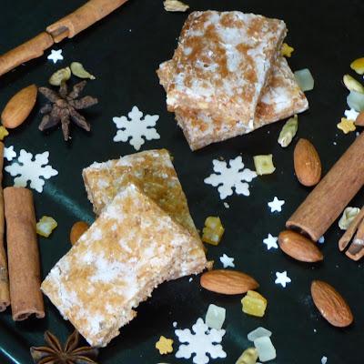 Basler Leckerli Läckerli Rezept Weihnachten Schweiz Plätzchen