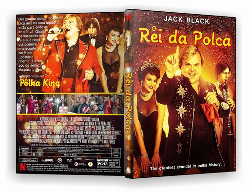 DVD-R O rei Da Polca 2018 – OFICIAL