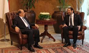 ο Λιβανέζος πρωθυπουργός Σάαντ αλ-Χαρίρι