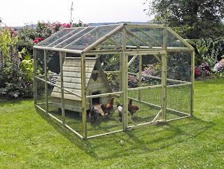 Flyte so Fancy Hen Houses