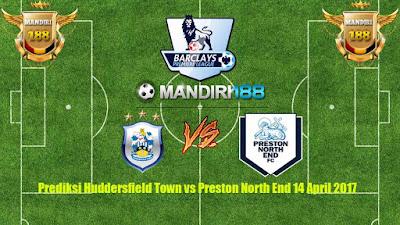 AGEN BOLA - Prediksi Huddersfield Town vs Preston North End 14 April 2017