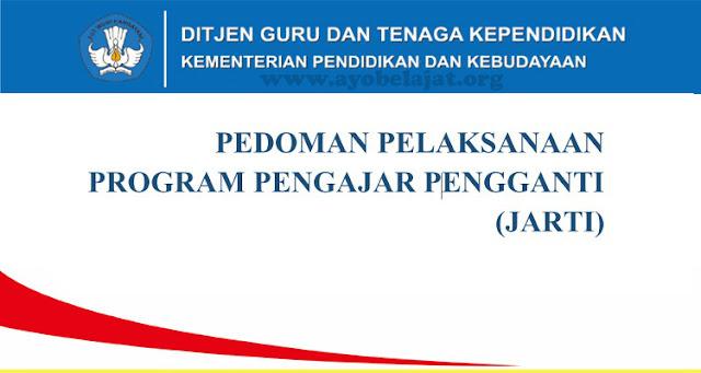 Download Pedoman Pelaksanaan Program Pengajar Pengganti (Jarti)