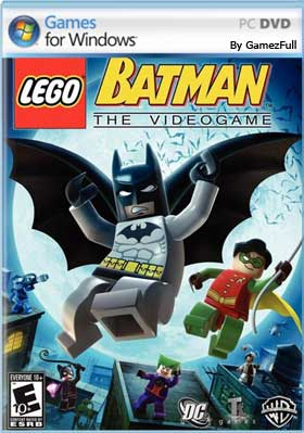 LEGO Batman The Videogame PC [Full] Español [MEGA]