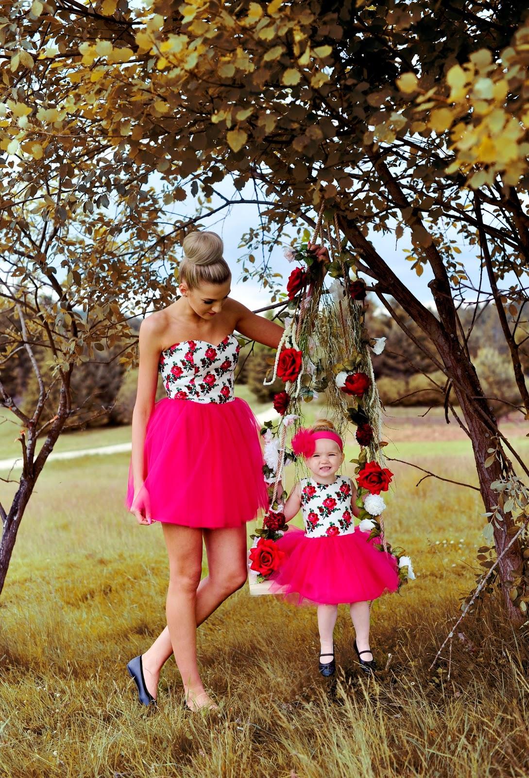 Stylbyanablogspotcom Sukienki Dla Mamy I Córki Stylbyana Shop