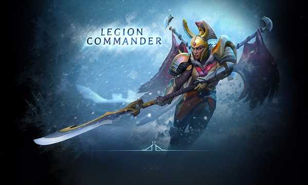 Legion Commander (LC) - Unlimited Damage Permanently Dota 2