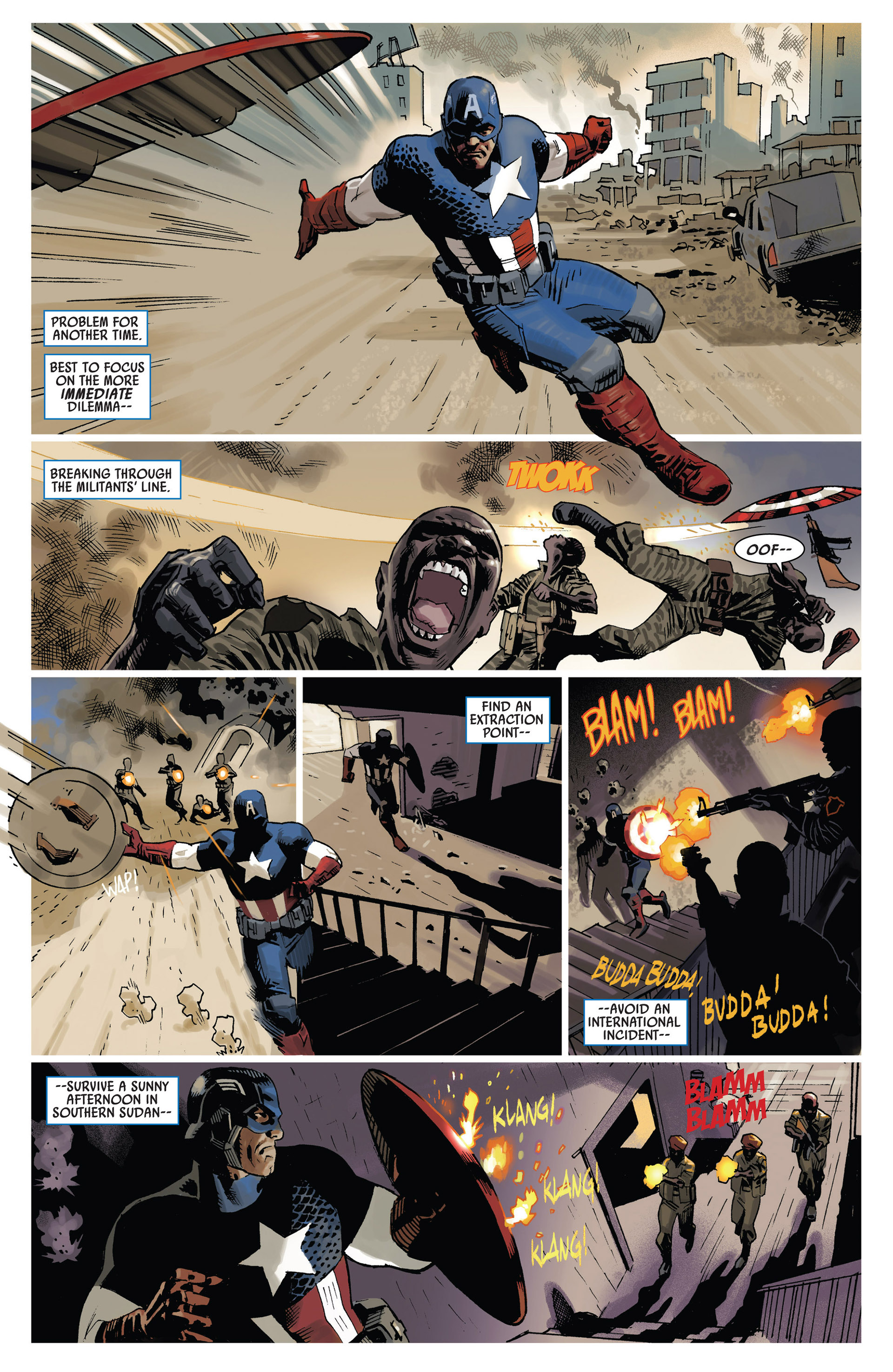 Read online Uncanny Avengers (2012) comic -  Issue #8 - 11
