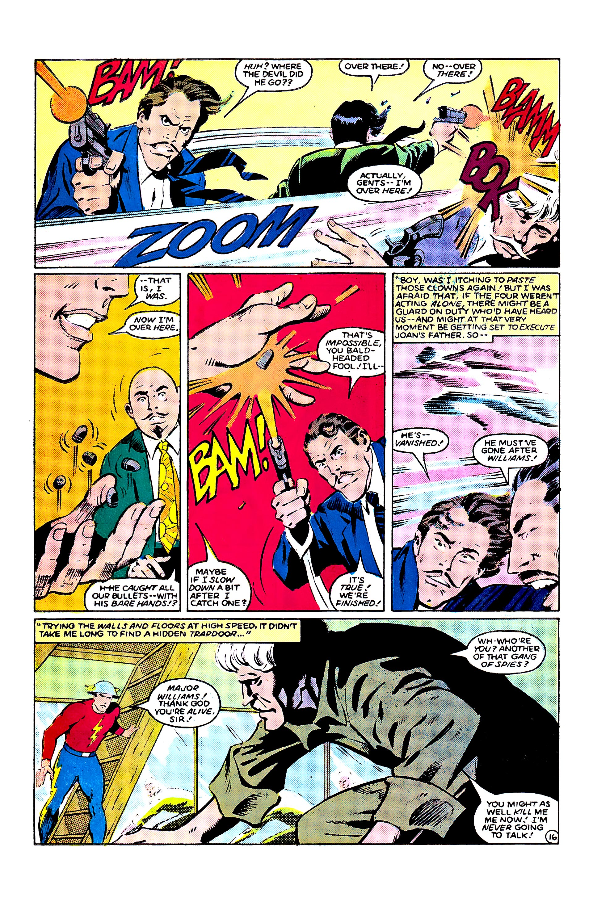Read online Secret Origins (1986) comic -  Issue #9 - 41
