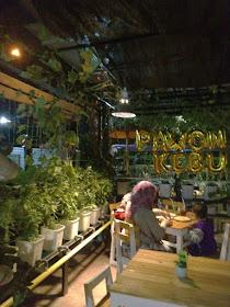 Pawon Kebun Ungaran Kab Semarang