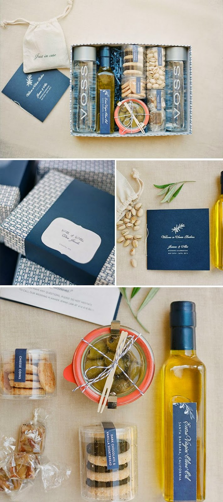 The Wedding Decorator: Out Of Town Welcome Bags For Weddings