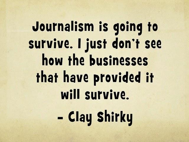 Wie kann sich Journalismus künftig finanzieren?