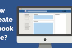 Create Page Facebook 2019