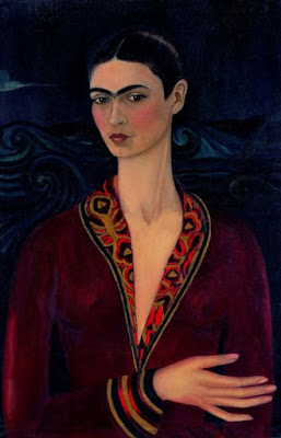 selfportrait_wearing_a_velvet_dress_1926_frida_kahlo