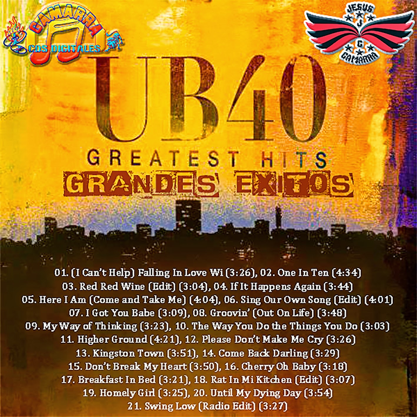 Ub40 great hit
