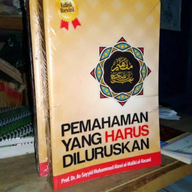 Grosir Kitab Mafahim Yajibu an Tushohhah Original di Saumlaki