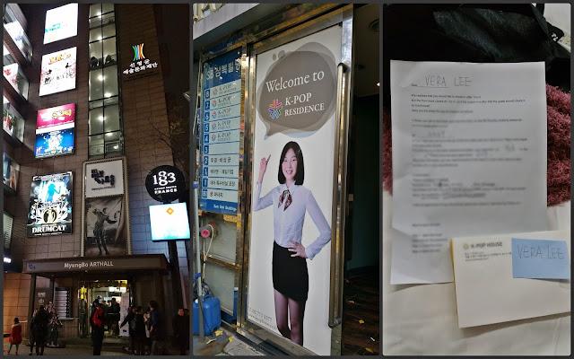 K-Pop Residence Myeongdong | www.meheartseoul.blogspot.com