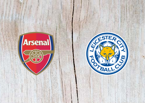 Arsenal vs Leicester Full Math & Highlights 22 October 2018