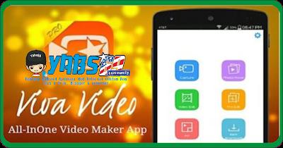 Aplikasi Edit Video Terbaik di Android Saat Ini - Viva Video