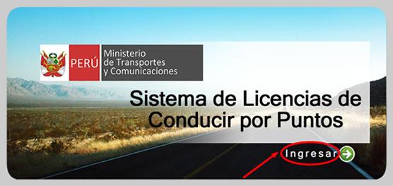Dónde puedo ver mi record de conductor, si he tenido infracciones de tránsito y los puntos que tengo, cómo es el trámite: AYUDA. 2016 Perú