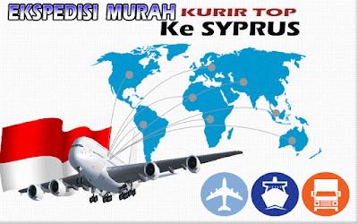 EKSPEDISI MURAH KURIR TOP KE SYPRUS