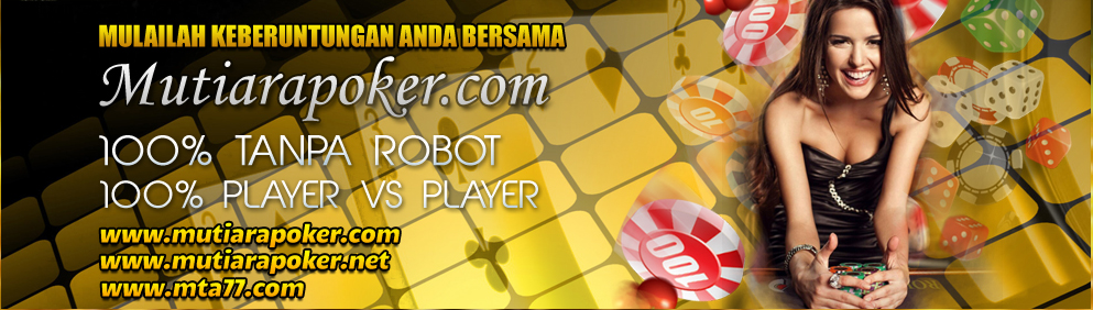 Mutiarapoker Hadir 8 Games | Referral 15% | Bonus Mingguan 0.5% Screenshot_1