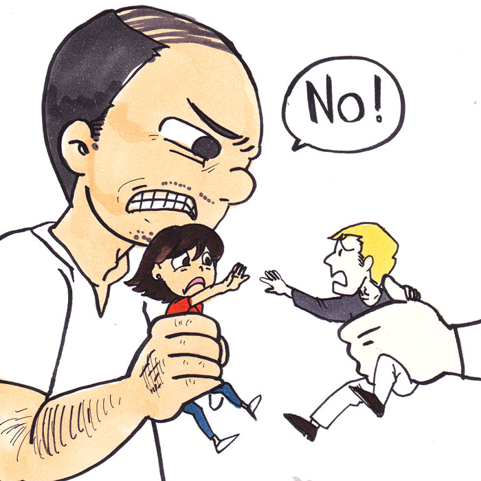 Sulitnya persetujuan orangtua