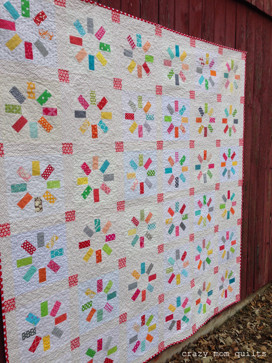 crazy mom quilts: the happy quilt : happy quilt - Adamdwight.com