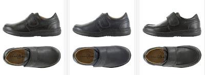 Zapatos para el cole para niño