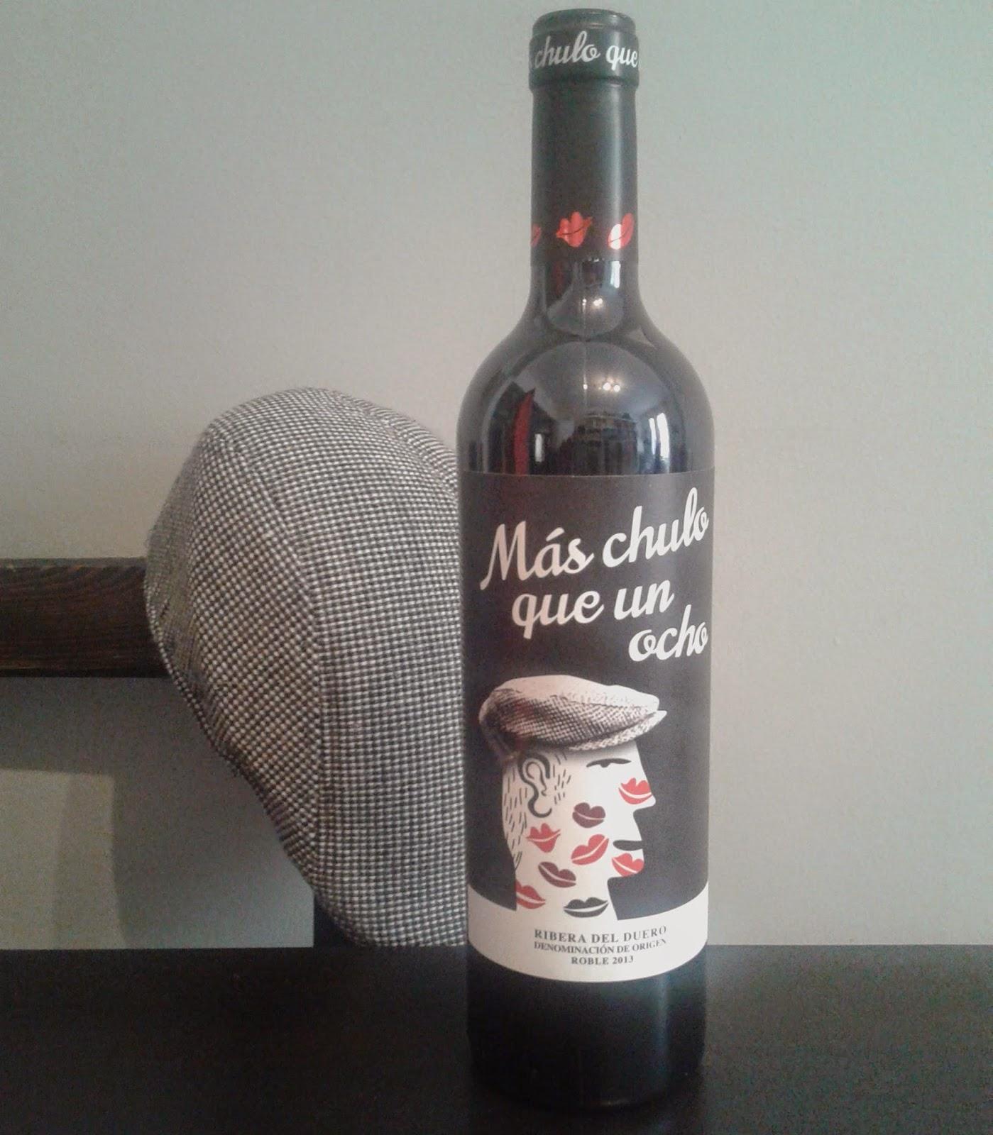 El vino tinto más chulo de toda la ribera del duero