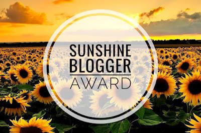 sunshine blogger award scatti e bagagli
