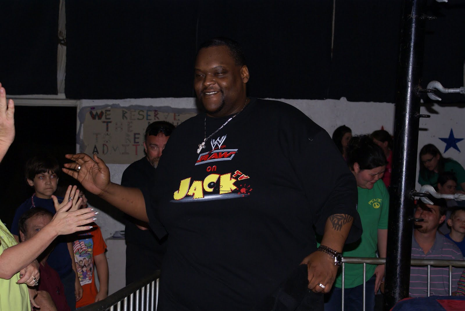 Wwe Kharma Baby Daddy Feature Big Daddy V From