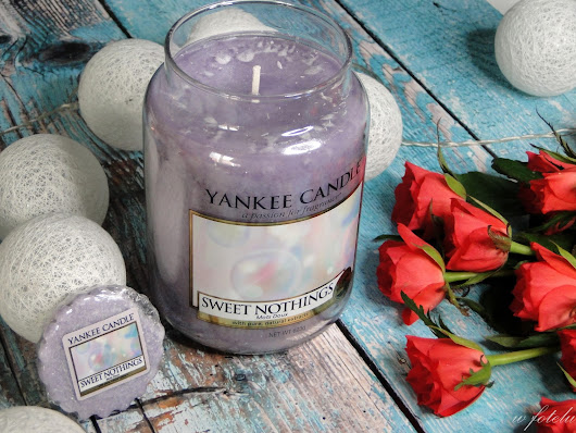 Yankee Candle #4 Sweet Nothings