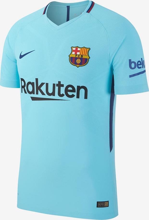 Nike divulga a nova camisa reserva do Barcelona - Show de Camisas a7be4b32f56f5