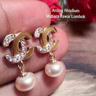 Supplier Anting Mutiara AIr Tawar