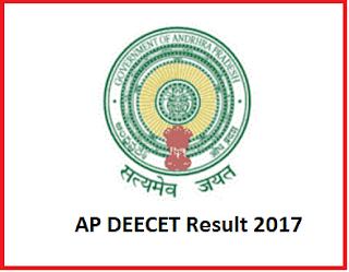 AP DEECET Result 2017