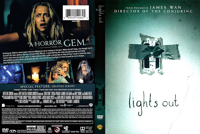 Lights Out DVD Cover