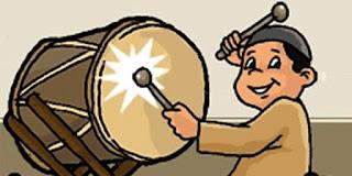 Teks Bacaan Takbir Idul Fitri / Idul Adha dan Artinya