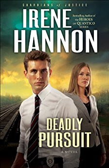 Book Review: Deadly Pursuit, by Irene Hannon, 4 stars
