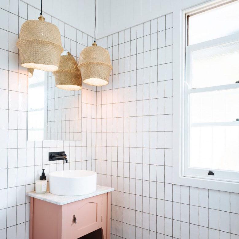 DIYhazte Boho una cestas con lámpara estas Deco nórdicas RjLAq354