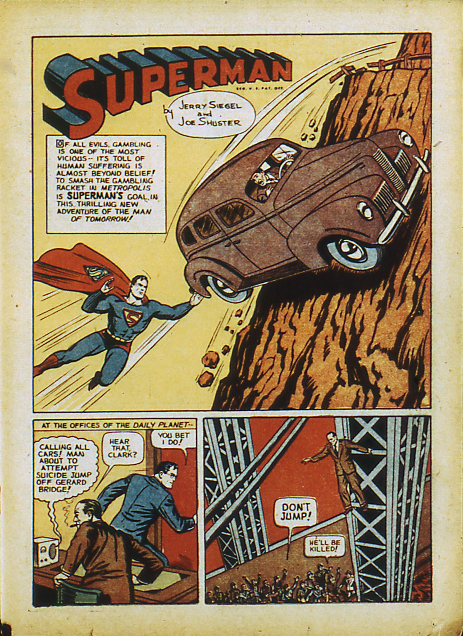 Action Comics (1938) 32 Page 3