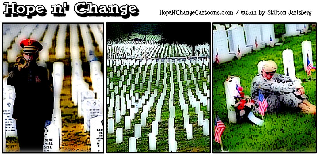 Memorial Day 2011, hope and change, hopenchange, hope n' change, stilton jarlsberg