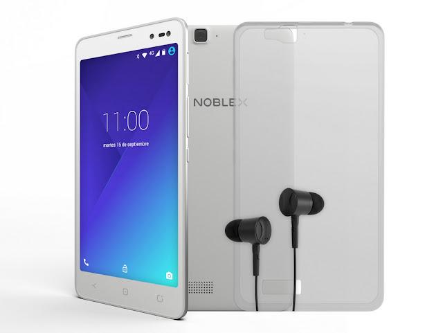 GO Action y GO Urban, los nuevos #Smartphones de Noblex