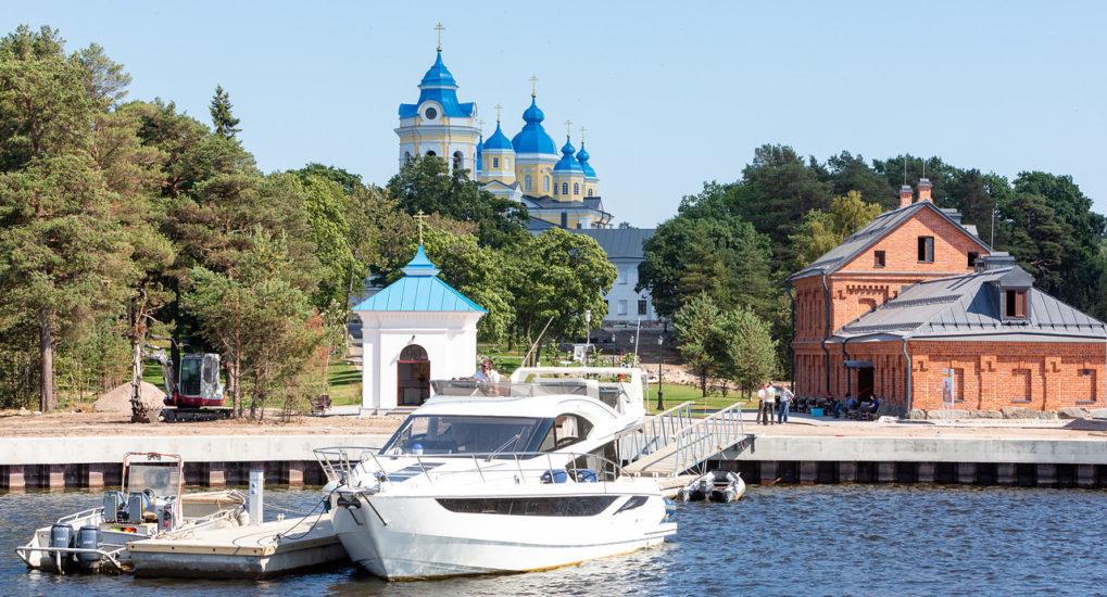 Приозерск и Коневец. Русские и иностранные туристы пройдут по маршруту путешествия Дюма