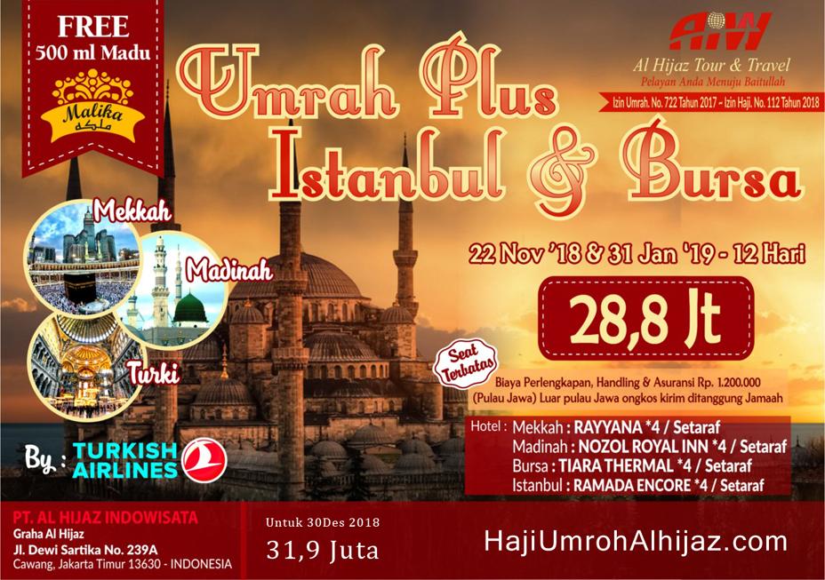 Travel Umroh Alhijaz Indowisata