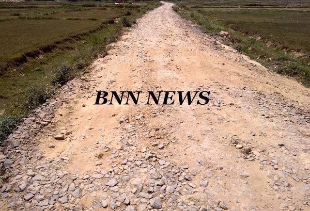 शिलान्यास के छह साल के बाद भी बासुकी -मोसिढा सड़क का नहीं हुआ निर्माण