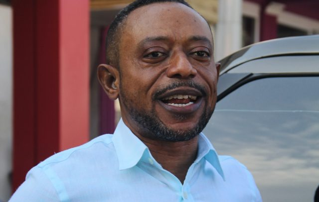 Rev. Dr. Isaac Owusu Bempah - Founder of the Glorious Word Ministry International.