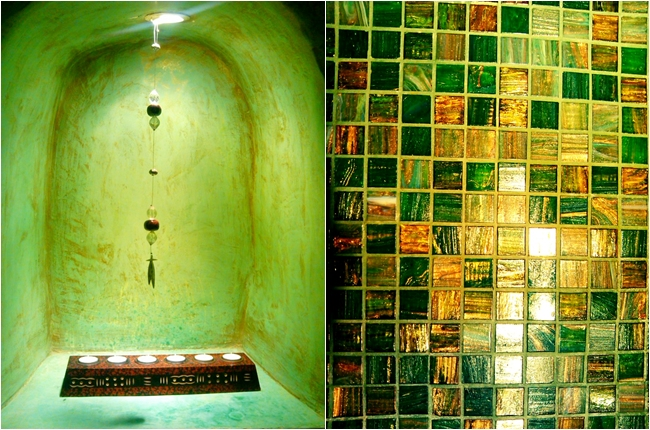 luxury green bathroom tiles, green bathroom inspiration