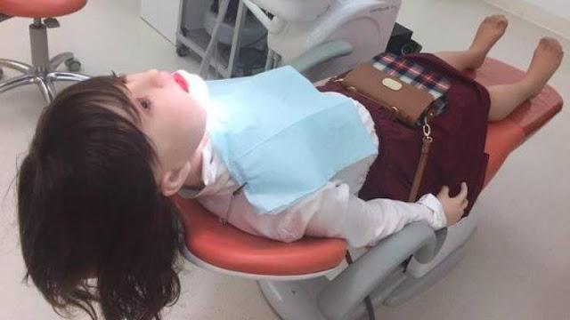 """اليابانية """" حصة""""  تُعالج يوميا في السعودية ! تعرفوا على قصتها..هي الثانية في العالم"""