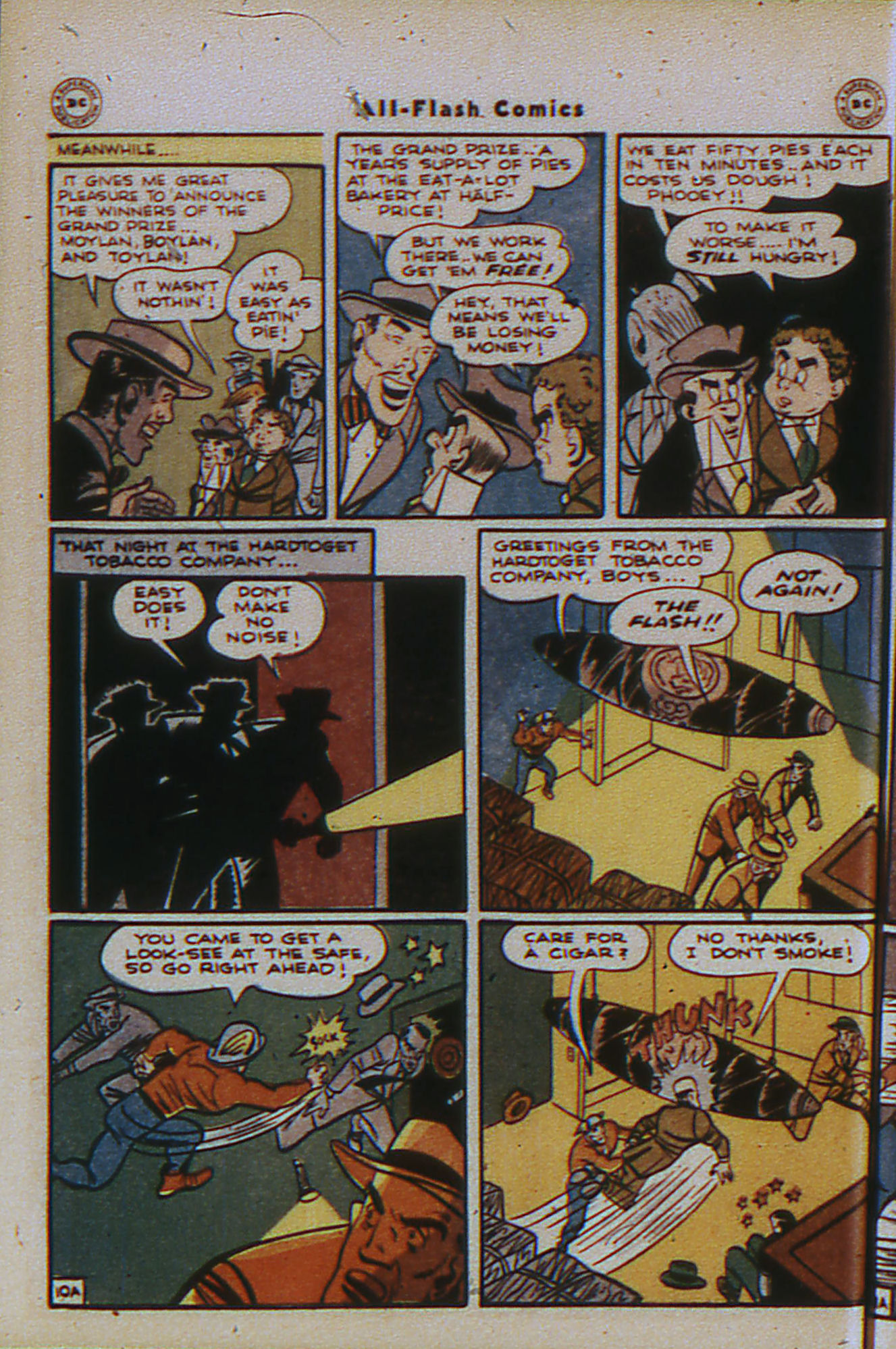 Read online All-Flash comic -  Issue #26 - 13