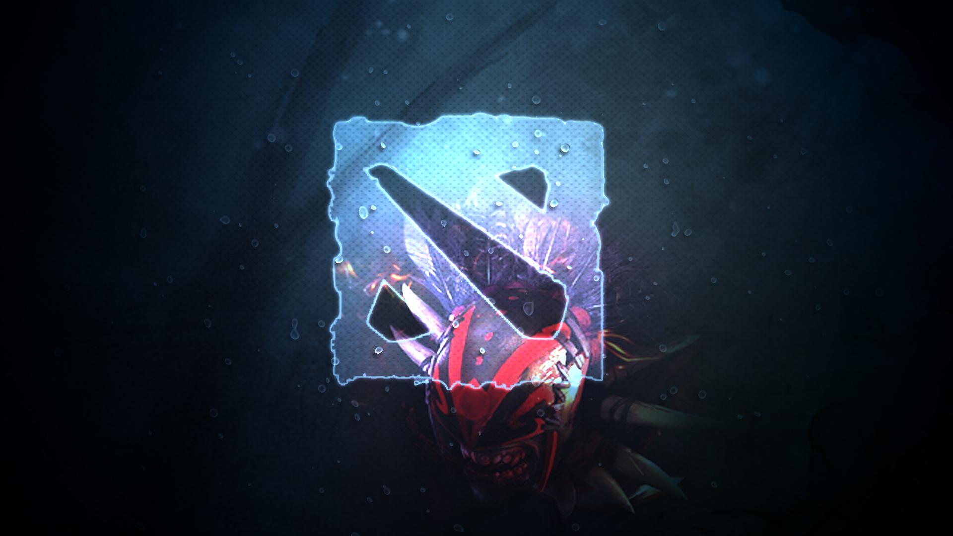 Bloodseeker Dota 2 Logo 3a Wallpaper HD