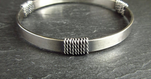 Black Friday Sale And New Silver Bangles